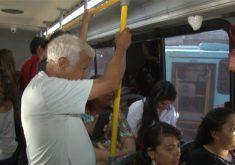 Doenças infecciosas podem ser contraídas dentro dos ônibus(FOTO: Reprodução Nordestv)