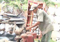 Agricultor transforma casa em museu(FOTO: Reprodução TV Jangadeiro)