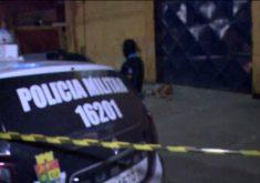 Travesti é assassinada a tiros em Messejana (FOTO: Reprodução TV Jangadeiro)