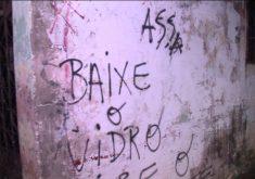Tentativa de chacina no bairro Pirambu em Fortaleza (FOTO: Reprodução TV Jangadeiro)