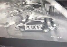 Assalto à empresa de ônibus em Fortaleza(FOTO: Reprodução TV Jangadeiro)
