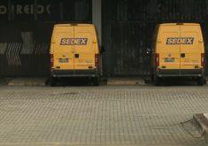 Correio atrasa entrega de clientes (FOTO: Reprodução TV Jangadeiro)