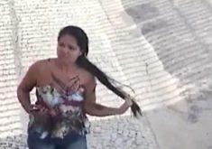 Golpistas mandam vítima procurar o Carra Basada (FOTO: Reprodução TV Jangadeiro)