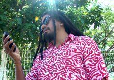 Rômulo Silva é vítima de racismo em Fortaleza(FOTO: Reprodução Nordestv)