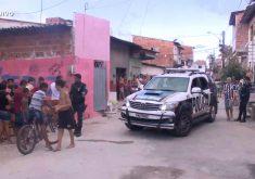 Cearenses vivem em meio a violência (FOTO: Reprodução TV Jangadeiro)