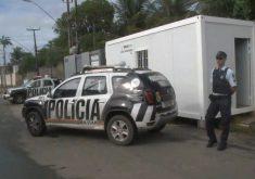 Bases da PM em comunidades de Fortaleza