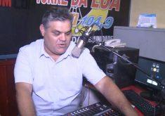 Arimateia Castro de 42 anos é socorrista, radialista e cantor(FOTO: Reprodução TV Jangadeiro)