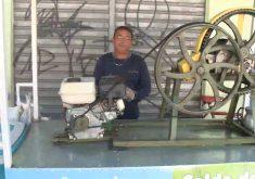 Ex-viciado se transformou em um vendedor(FOTO: Reprodução TV Jangadeiro)