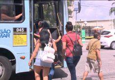 Usuários do transporte público estão apreensivos com a insegurança (FOTO: Reprodução TV Jangadeiro)