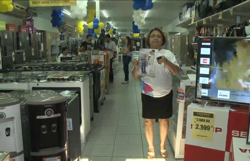 Programa da Enel ajuda consumidor a trocar produtos velhos por novos com 50% de desconto