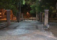 Falta policiamento em parques em Fortaleza (FOTO: Reprodução TV Jangadeiro)