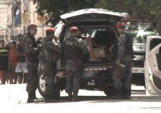 Perseguição deixa baleados e 1 preso(FOTO: Reprodução TV Jangadeiro)