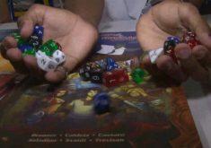 Jogo RPG ajuda no aprendizado de alunos dealunos da rede pública(FOTO: Reprodução Nordestv)