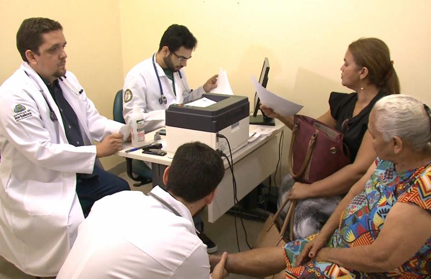 Estudantes de Medicina participam de vivência prática em postos de saúde