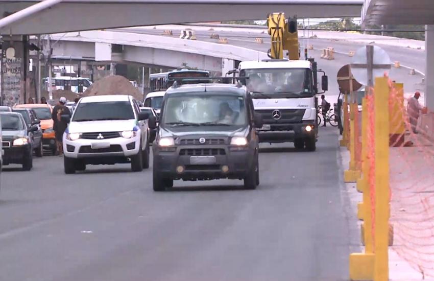 Motoristas enfrentam novo bloqueio na Avenida Aguanambi; veja alternativas