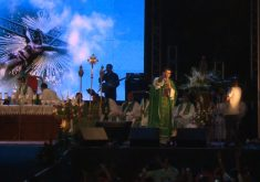 11º Evangelizar é Preciso Fortaleza com padre Reginaldo Manzotti (FOTO: Reprodução TV Jangadeiro)