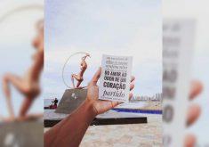 Adalberto júnior entrega frases de motivadora(FOTO: Reprodução TV Jangadeiro)