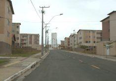 Conjunto habitacional José Euclides Ferreira Gomes (FOTO: Reprodução TV Jangadeiro)