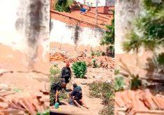 Militares fazem revelações para o programa Barra Pesada (FOTO: Reprodução TV Jangadeiro)