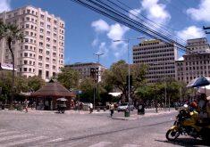 Centro de Fortaleza, que vai muito além das compras (FOTO: Reprodução TV Jangadeiro)