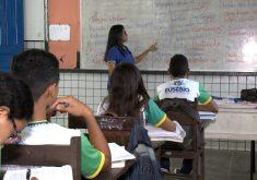 Ceará é destaque no índice de desenvolvimento da educação básica (FOTO: Reprodução TV Jangadeiro)