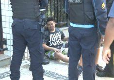 Homem arma uma emboscada para vendedor na internet(FOTO: Reprodução TV Jangadeiro)
