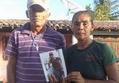 Família procura filho que desapareceu em São Paulo (FOTO: Reprodução TV Jangadeiro)