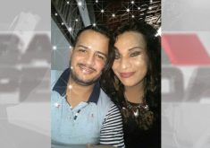 Francisco das Chagas, suspeito de assassinar travesti no planalto Ayrton Sena (FOTO: Reprodução TV Jangadeiro)