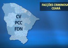 Brasil registra a atuação hoje de 70 facções criminosas todas criadas dentro do sistema prisional