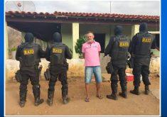 Antônio Artenho da cruz de 54 anos,morava em um local estratégico (FOTO: Reprodução TV Jangadeiro)