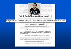 Maior chacina da história do Ceará ganha mais um capítulo (FOTO: Reprodução TV Jangadeiro)