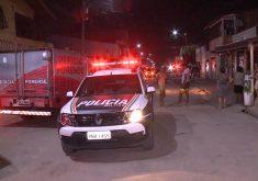 Ceará registrou 3.864 crimes violentos letais e intencionais de janeiro a outubro (FOTO: Reprodução/TV Jangadeiro)
