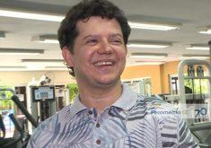 Marcos moreira recupera movimentos das pernas com exercícios (FOTO: Reprodução TV Jangadeiro)