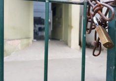 Criminosos mandam fechar comércio em Fortaleza desde esta segunda-feira (FOTO: Dorian Girão/TV Jangadeiro)