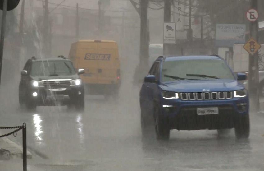Ceará teve recorde de chuvas em relação aos últimos 5 anos em dezembro