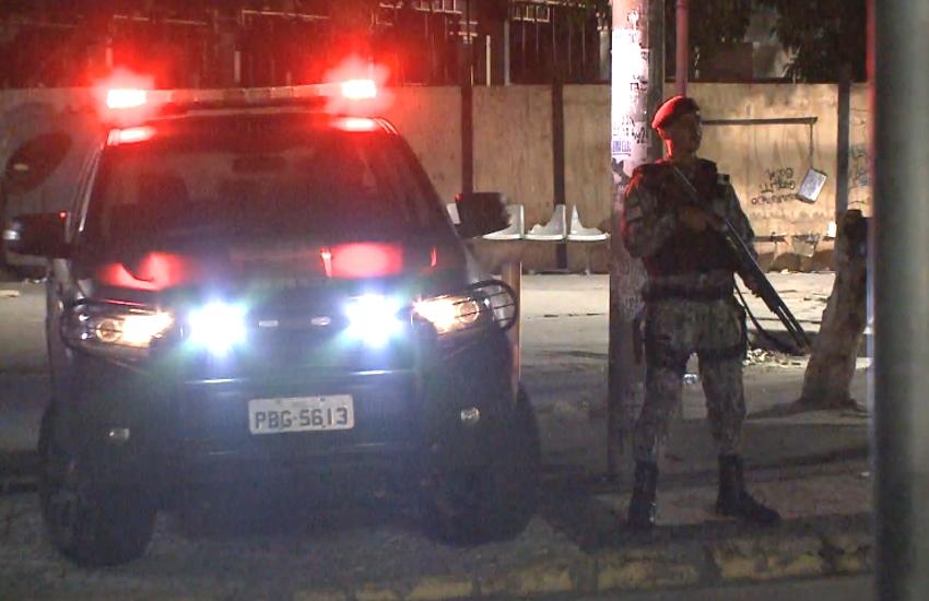 Mais de 400 agentes da Força Nacional atuam no Ceará em onda de ataques