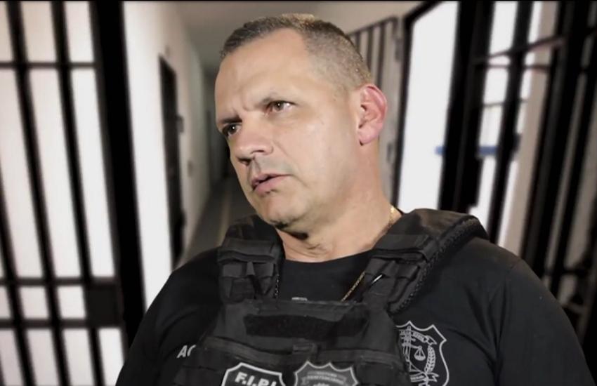 Quem é o novo secretário que endureceu a relação com os presos no Ceará