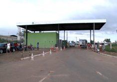 Suspensão das visitas em alguns presídios cearenses (FOTO: Reprodução TV Jangadeiro)