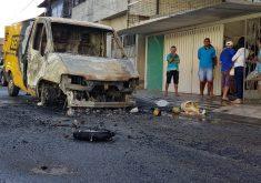 Ataques começaram na última quarta-feira (2) (FOTO: Dorian GIrão)
