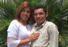 Médica cubana e música lutam para permanecer juntos (FOTO: Reprodução TV Jangadeiro)