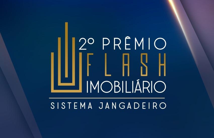 Flash Imobiliário premia empresas com mais destaque no mercado imobiliário