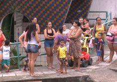 Falta creche no bairro Planalto Pici (FOTO: Reprodução TV Jangadeiro)