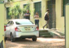 Produtor do Barra Pesada entra em escolas com facilidade (FOTO: Reprodução TV Jangadeiro)