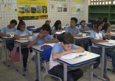 Violência nas escolas de Fortaleza são constante (FOTO: Reprodução TV Jangadeiro)