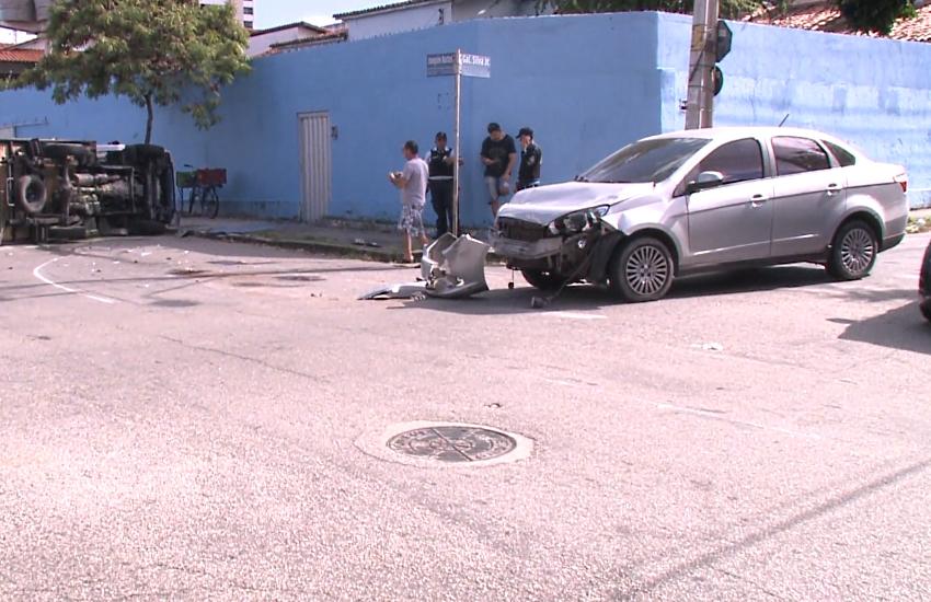 Acidente de trânsito: AMC explica o que fazer quando motorista culpado fugir do local