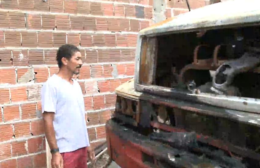 Ataques criminosos ocorreram há cerca de três meses (FOTO: Reprodução/TV Jangadeiro)