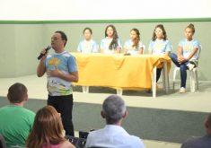 Hoje, Anísio é formado em Pedagogia (FOTO: Reprodução/TV Jangadeiro)