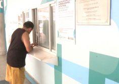 Distribuição de medicamentos foi ampliada nos terminais (FOTO: Reprodução/TV Jangadeiro)