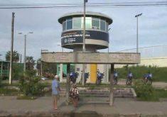 Torres de segurança estão de 5 bairros de Fortaleza (FOTO: Reprodução/TV Jangadeiro)