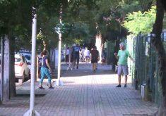 Caminhar no horário da manhã pode ser prejudicial para a saúde. (Foto: Reprodução/TV Jangadeiro)